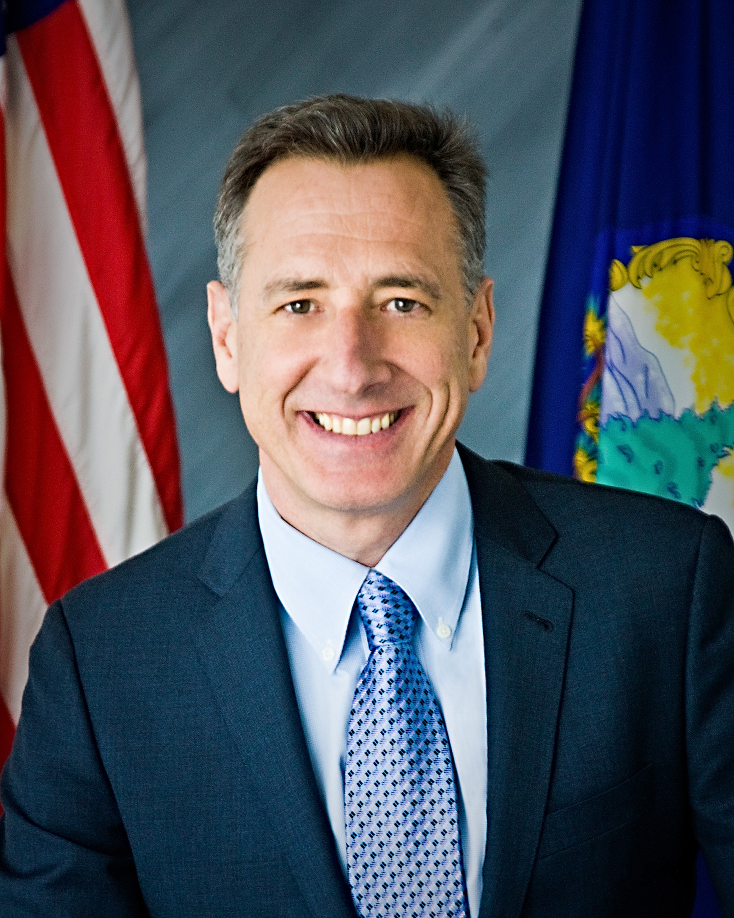 Peter Shumlin earned a  million dollar salary, leaving the net worth at 10 million in 2017