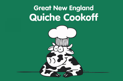 Stroll's Great New England Quiche Cookoff to showcase fresh, local ingredients; open to amateur and pro chefs