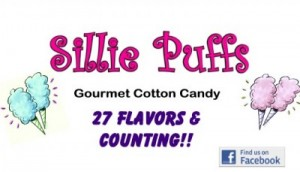 Sillie Puffs! Gourmet Cotton Candy