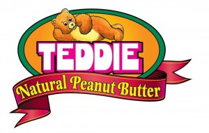 Teddie Natural Peanut Butter