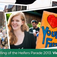 Strolling of the Heifers Parade 2013: a photo gallery