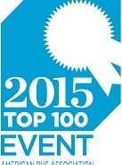 American Bus Association names Stroll Weekend one of North America's 100 best events for 2015