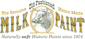 Old-Fashioned Milk Paint