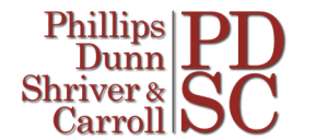 Phillips, Dunn, Shriver & Carroll, P.C. Law Offices