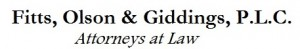 Fitts, Olson and Giddings, P.L.C. – Attorneys at Law