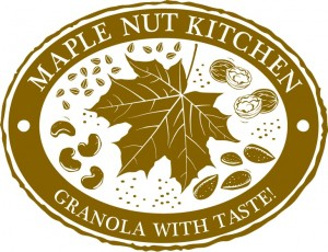 Maple nut kitchen