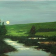 October Gallery: Landscapes Remembered and Imagined