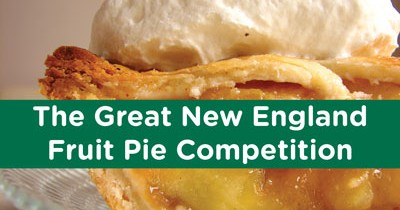 The Great New England Fruit Pie Baking Competition