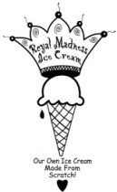 Royal Madness Ice Cream