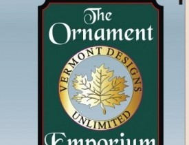 Vermont Designs Ornament Emporium