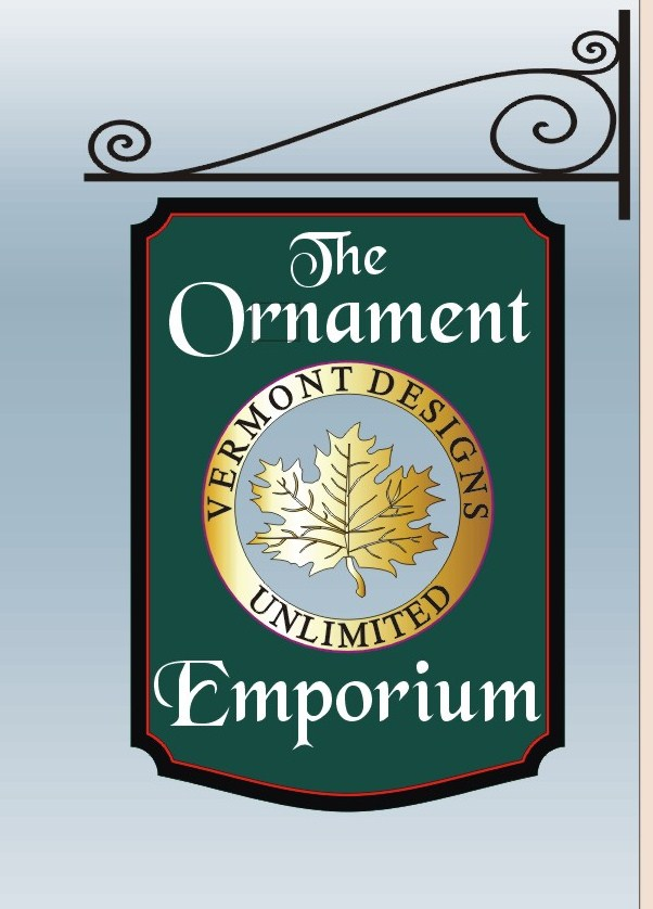 VERMONT DESIGNS ORNAMENT EMPORIUM  A2