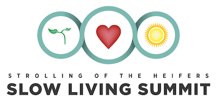 Public is invited to hear speakers and artists at Slow Living Summit