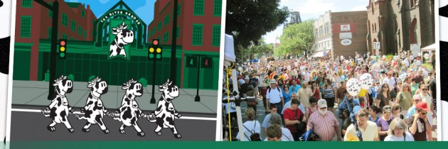 Strolling of the Heifers Weekend, June 5-6-7!