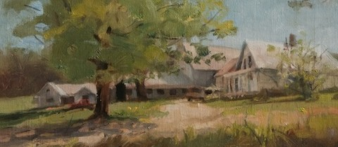 Stroll's Plein Air Farm Art show sets closing reception