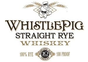 Whistle Pig Straight Rye Whiskey