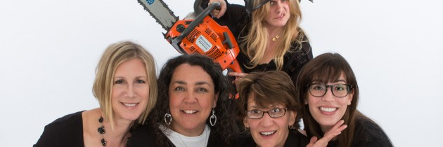 An evening of hilarity with the Vermont Comedy Divas