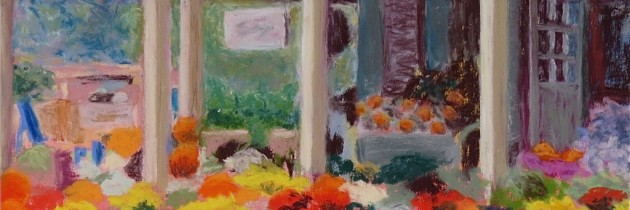 Gallery at the Garden presents Pastel Visions
