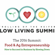 Slow Living Summit — April 28-30