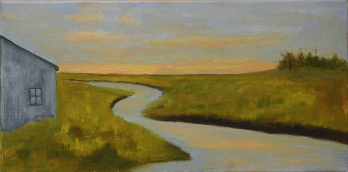 Fence Creek II 12x24