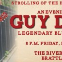 Grammy Nominated Blues Musician Guy Davis in a Stroll fundraising concert