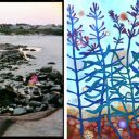 February Gallery at the Garden Presents: Photography by Aaron John Borque and Oil & Multimedia Paintings by Margaret Shipman