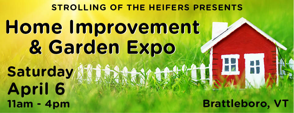 Home Improvement & Garden Expo – Saturday, April 6