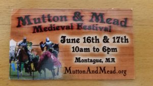 Mutton and Mead