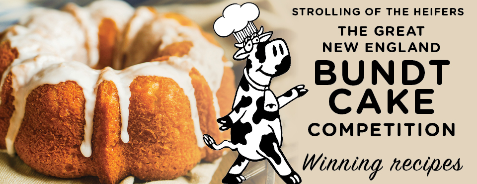 And the Winner Is… The Great New England Bundt Cake Baking Competition