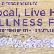Live Local, Live Healthy Wellness Fair