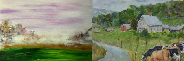 August Gallery at the Garden Presents: Carol Stephens and Sandra Cunningham