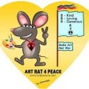 October Gallery at the Garden presents: Namaya Art Rat for Peace