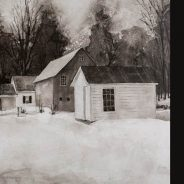 """September Gallery at the Garden presents: Steven Meyer """"Places Around Here"""""""