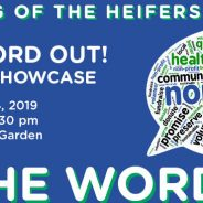 Get the Word Out Non-Profit Showcase
