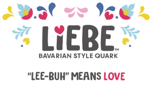 "One taste and you'll know why we call it Liebe. ""Lee-buh"" means   love!"