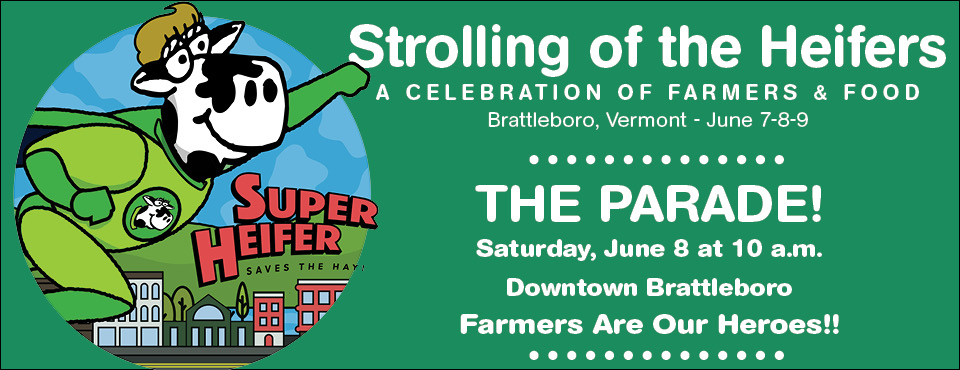 Strolling of the Heifers Parade and Weekend of Events 2019