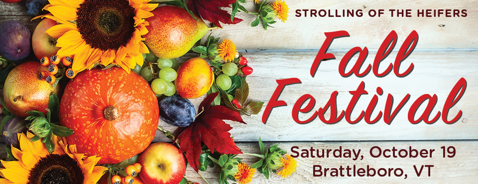 Fall Festival – Saturday, October 19